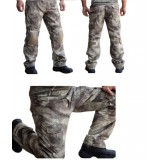 Camo Pants with Built in Kneepads