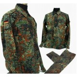 German Army Flecktarn Camoflauge Uniform Set